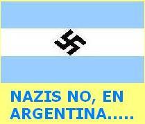 NAZIS EN ARGENTINA....