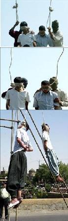 IRAN EJECUTA A DOS ADOLESCENTES POR SER HOMOSEXUALES